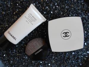 Une belle mine avec Les Beiges de Chanel?