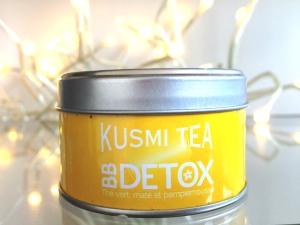 Kusmi Tea surfe sur la tendance avec son thé BB détox